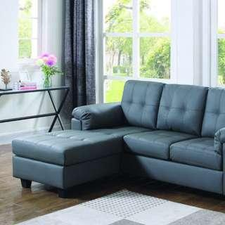 Free Delivery and Assembly -  Brand New from Manufacturer - Margarita Modern Sectional