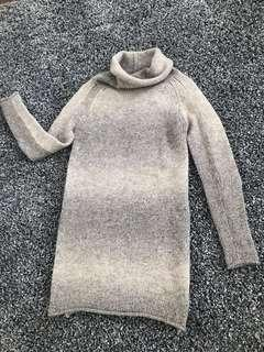 ARITZIA WILFRED - Knitted Dress/SMALL