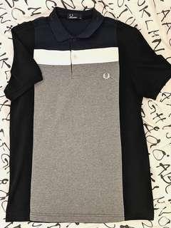 Fred Perry Polo (Size M) - Navy