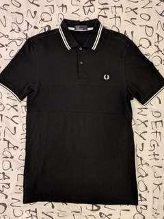 Fred Perry Polo (Size M) Black