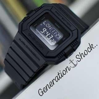 🚚 FREE🌟DELIVERY: GSHOCK DIVER WATCH : 1-YEAR OFFICIAL WARRANTY: 100% ORIGINAL AUTHENTIC G-SHOCK WATCH : Best For Most Rough Users & Unisex: DW-D5500BB-1 / DW-5600BB-1 / DW5600BB-1 / DW5600-1 / GX56BB-1 / GX-56BB-1 / DW-5600-1 / DW-5500BB-1 / WATCH
