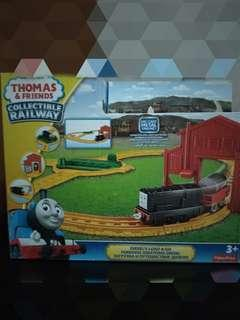 Thomas collectible railway (diesel's load n go) #cny2019