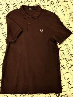 Fred Perry Polo (Size M) Wine Color