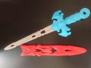Pedang plastik #cny2019