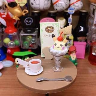 🚚 神奇寶貝 寶可夢 皮卡丘 盒玩 咖啡廳