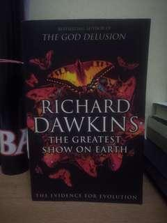 The Greatest Show On Earth: The Evidence for Evolution (Richard Dawkins)