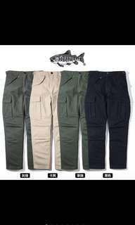 🚚 Jks A4S六口袋工作褲