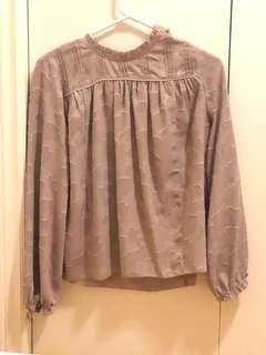 Aritzia Wilfred lourdes blouse Size XXS