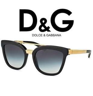 WOMEN'S D & G SUNGLASSES