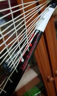 Squash prince racquet