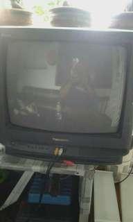 Tv panasonic 16 inci