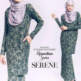 MMBasic Serene Size M (Ramadhan Series 2017)