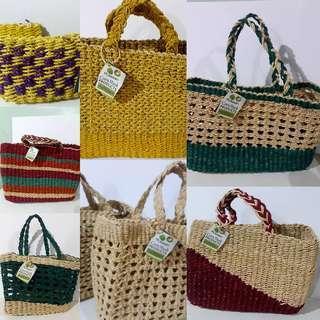Bio Friendly Corn Husk Bags!!!