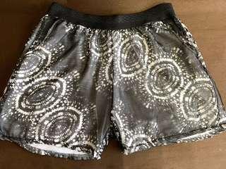 Plus size shorts