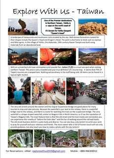 Awesome Taiwan Scenic Tour Group