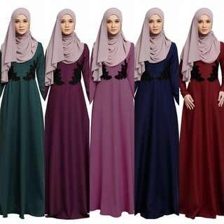 🚚 MARROSE JUBAH juba jubba jubbah dress ammarrose  abaya abayah