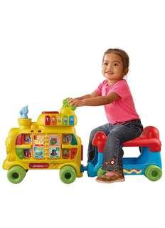 Free Delivery Brand New VTech Sit-to-Stand Alphabet Train