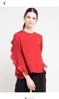 Red Tops - 90rb size S