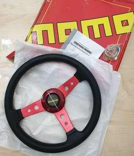 MOMO 13inch Steering Wheel