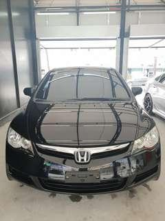 2007 Honda Civic FD 1.8V AT 1st Owned Low Mileage Fresh