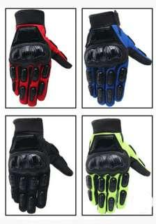 🚚 Ready Stocks - Motorcycle Riding Gloves No Touch Screen