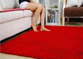 karpet bulu - tikar