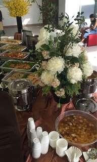 Catering driver