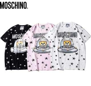 Moschino Couture Space Tshirt