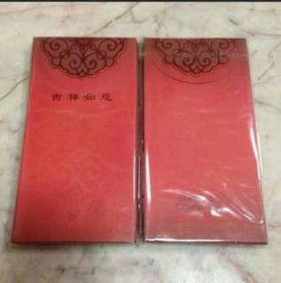 (4packs)Standard Chartered Bank Red Packets