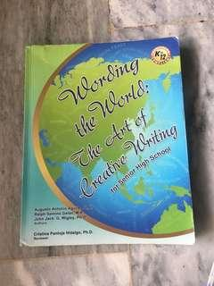 Wording the word: the art of creative writing