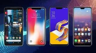 buying back software problem and locked phones