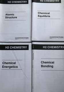 rmss h2 chemistry notes