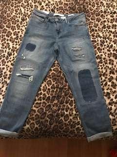 *PRICE DROP* brand new w/tags Jeanswest slim boyfriend indigo edition