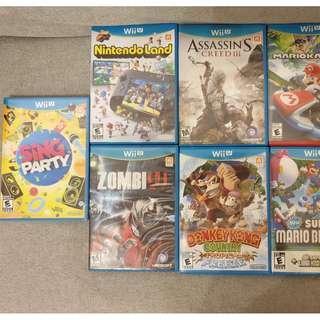 Nintendo Wiiu Wii U English version, Mario, Donkey Kong