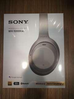 35d0ac33e19 Sony [Local Warranty] BNIB WH-1000XM3 Wireless Bluetooth Noise Cancelling  Headphones