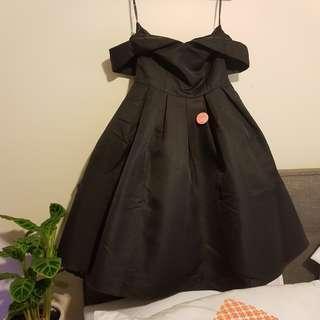 Brand new Chi Chi London Becky Dress black
