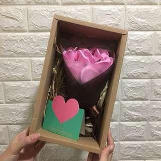 Soap Roses Bouquet
