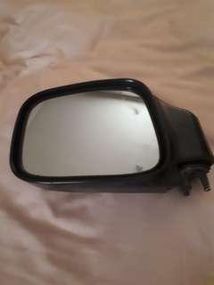 2011 isuzu crosswind left side mirror