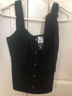 NWT cue top size 6