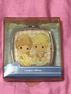 Precious moments compact mirror