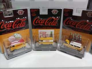 M2 Machines Coca-Cola Hobby Exclusive Limited Edition 4,800 pcs Worldwide