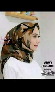 Hijab Army Square