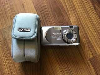 Canon power shot A430