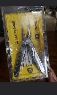 Leatherman Wave Plus multitool