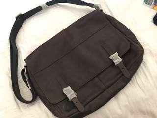 Fossil Gents Leather Bag