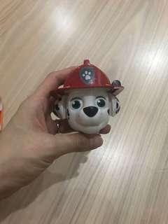 marshal head