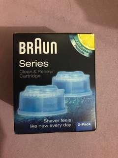 Braun Series Clean and Renew Cartridge