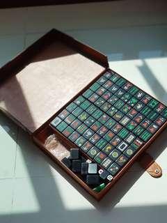 🚚 Black Mahjong with Animal tiles