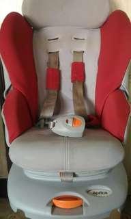 日本品牌Aprica嬰幼兒(汽座型)安全座椅