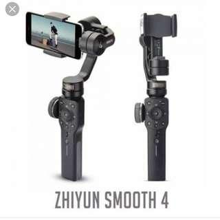 Zhiyun smooth 4 gimbal